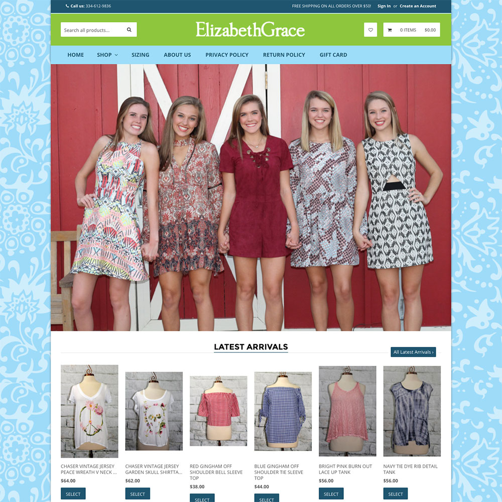 ElizabethGrace Boutique