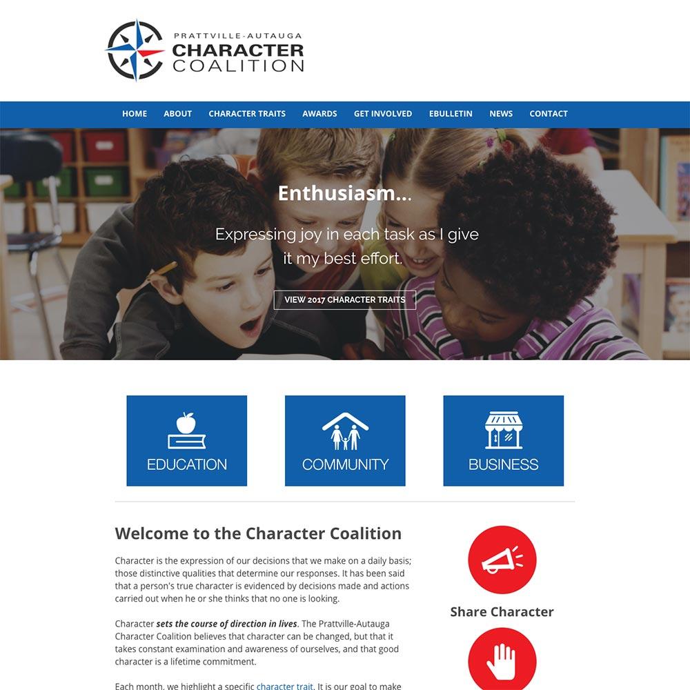 Prattville-Autauga Character Coalition
